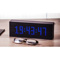 Horloge Message Click-clock